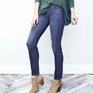 Paige Skyline Skinny Stretch Jeans